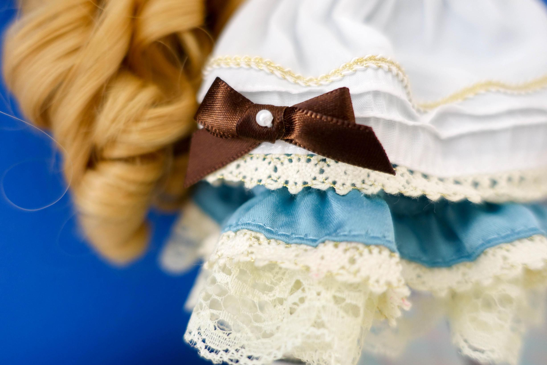 White apron like alice - Classical Alice S Apron
