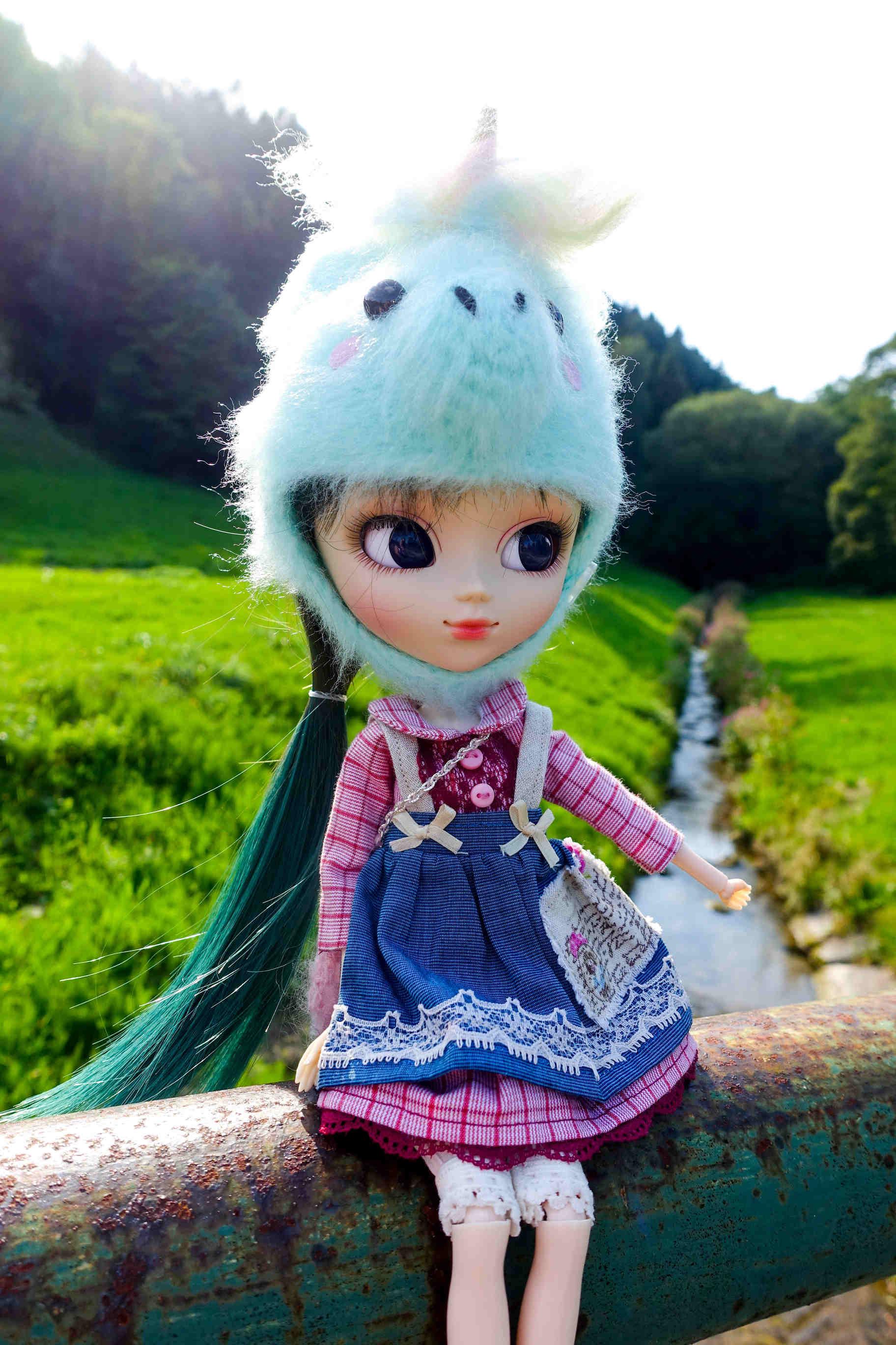 My dolly week 27 mio dreams came true komonogatari for Alice du jardin pullip