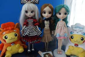 Pullips Optical Alice, Dilettante and Sailor Neptune