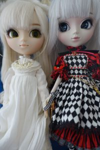 Optical Alice and Nana-chan
