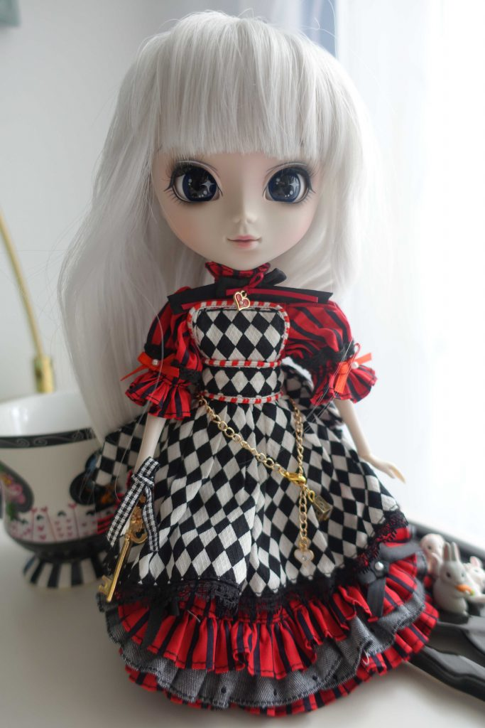 Optical Alice - the newest Pullip