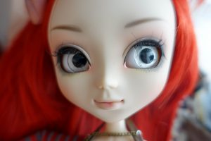 Cheshire Cat's Face-Up