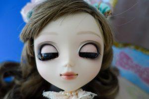 Pullip Marie's Eyelids