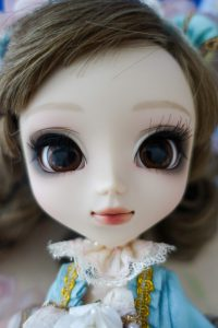 Pullip Marie's Face-Up