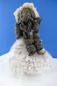 Pullip Galene's long curls and train.