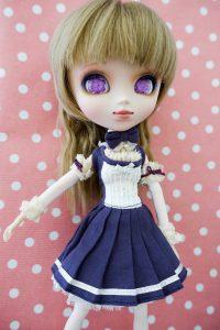 Pullip Lupinus' dress