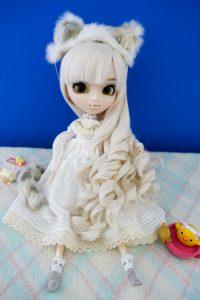 Pullip Nana-chan's wig!