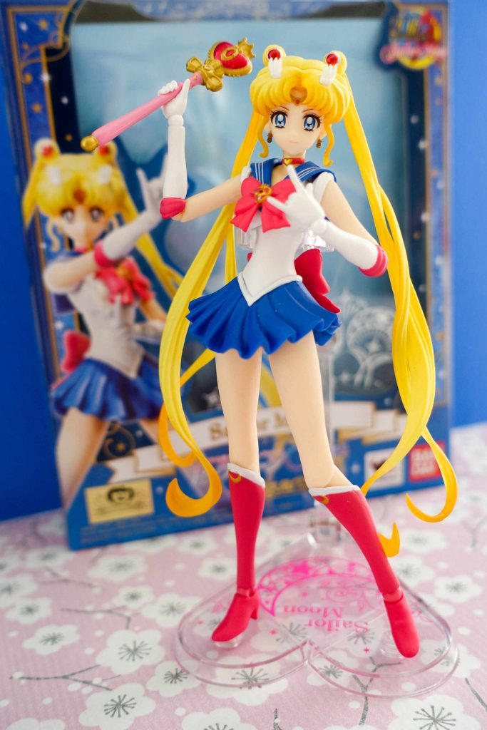 This Sailor Moon Crystal S.H.Figuarts release came out in January 2017!