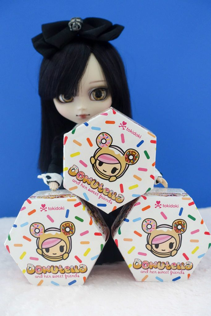 Tokidoki Donutella and her sweet friends Blind-Boxes