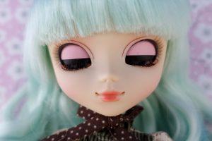 Pullip Alice du Jardin Mint's Eyelids!