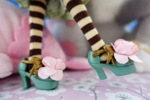 Alice du Jardin's prettiest shoes!