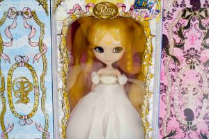Princess Serenity in box. Buy Pullips.