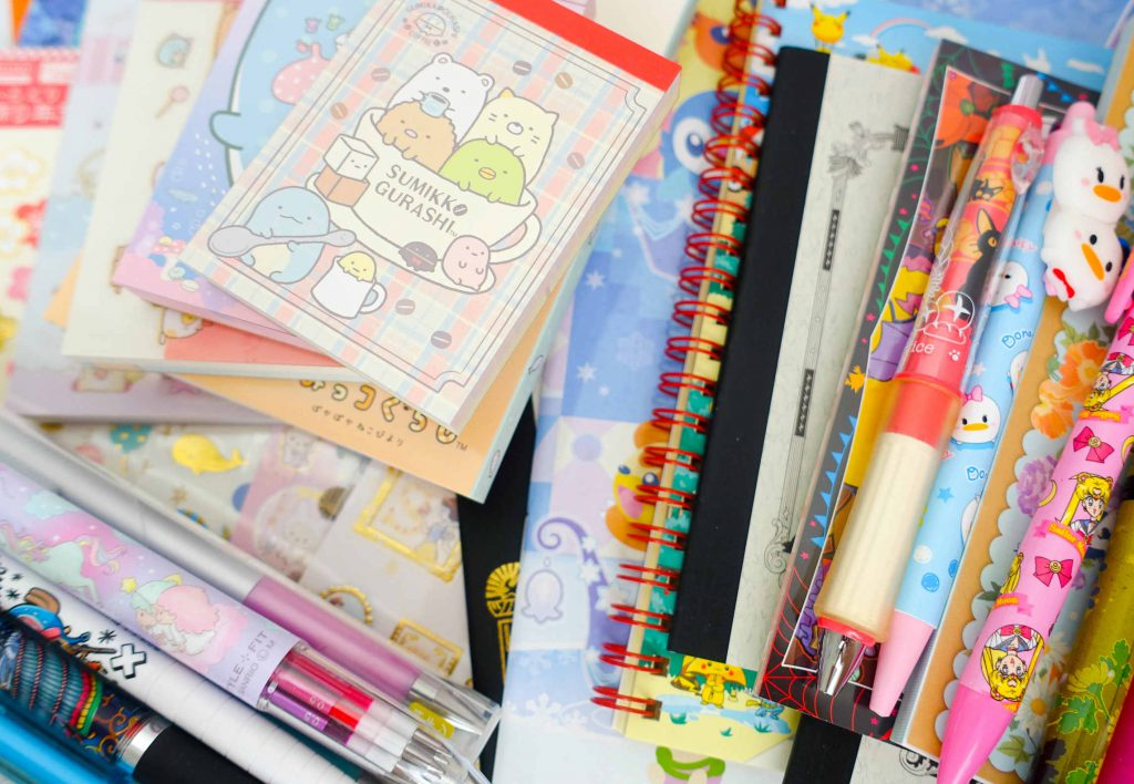 Japanese Stationary