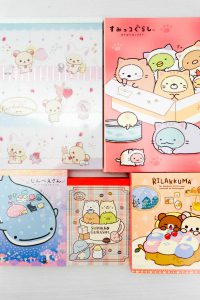 kawaii notepads