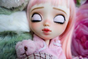 Ruri's Eyelids