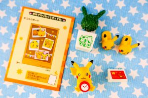 Pokémon goods: Finally we get to Pokémon! ;-)