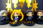 Petit Chara Land: Sailor Moon Three Lights