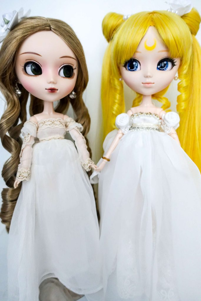 Pullip Blanche and Princess Serenity