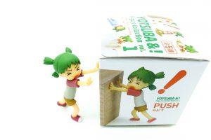 Yotsuba pushing her box