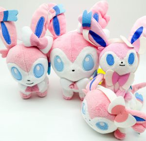 My Sylveon collection!