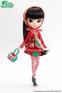 Stock photo of Pullip Ddalgi.