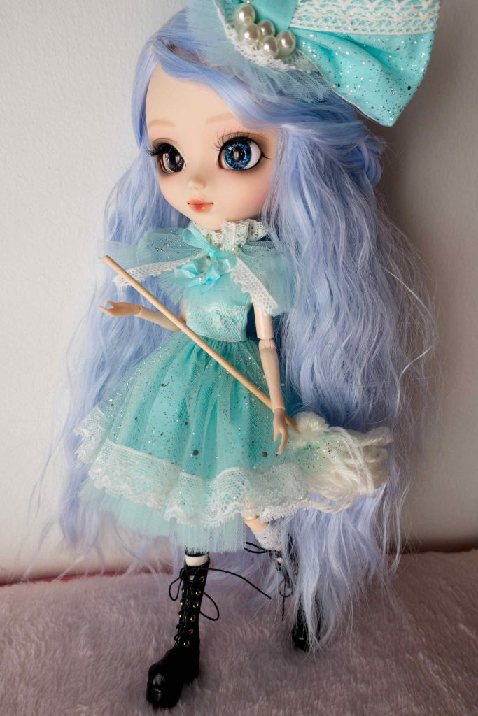 Pullip Marie's completely new look.