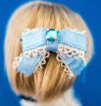 Alisa's hairbow.