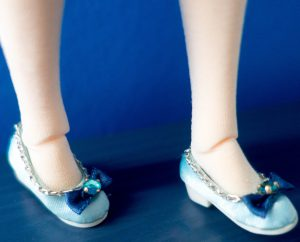Alisa's shoes.