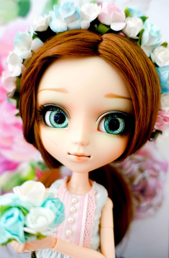 Pullip Elise with new wig