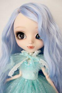 Baby Blue Leeke wig