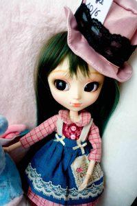 Hattie, my Pullip Alice du Jardin Mint!