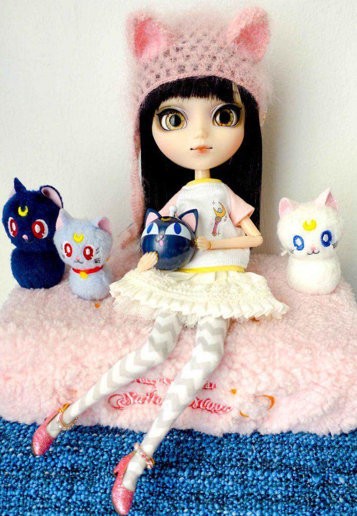 Pullip Alura in Sailor Moon gear!
