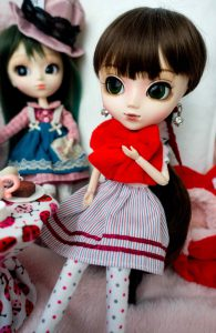 Natalia, my Pullip Blanche!