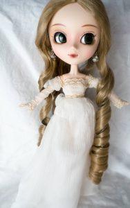Pullip Blanche's dress!
