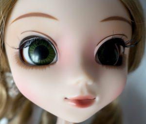 Pullip Blanche's eyechips!