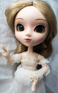 Pullip Blanche's makeup!
