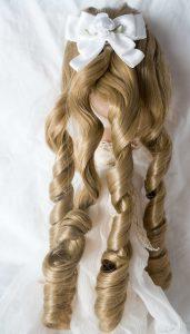 Pullip Blanche's wig!