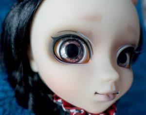 Pullip Laura's eyechips.