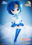 Stock photo of Sailor Mercury.