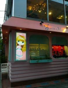 Junie Moon in Shibuya