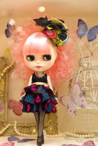 Custom Blythe!