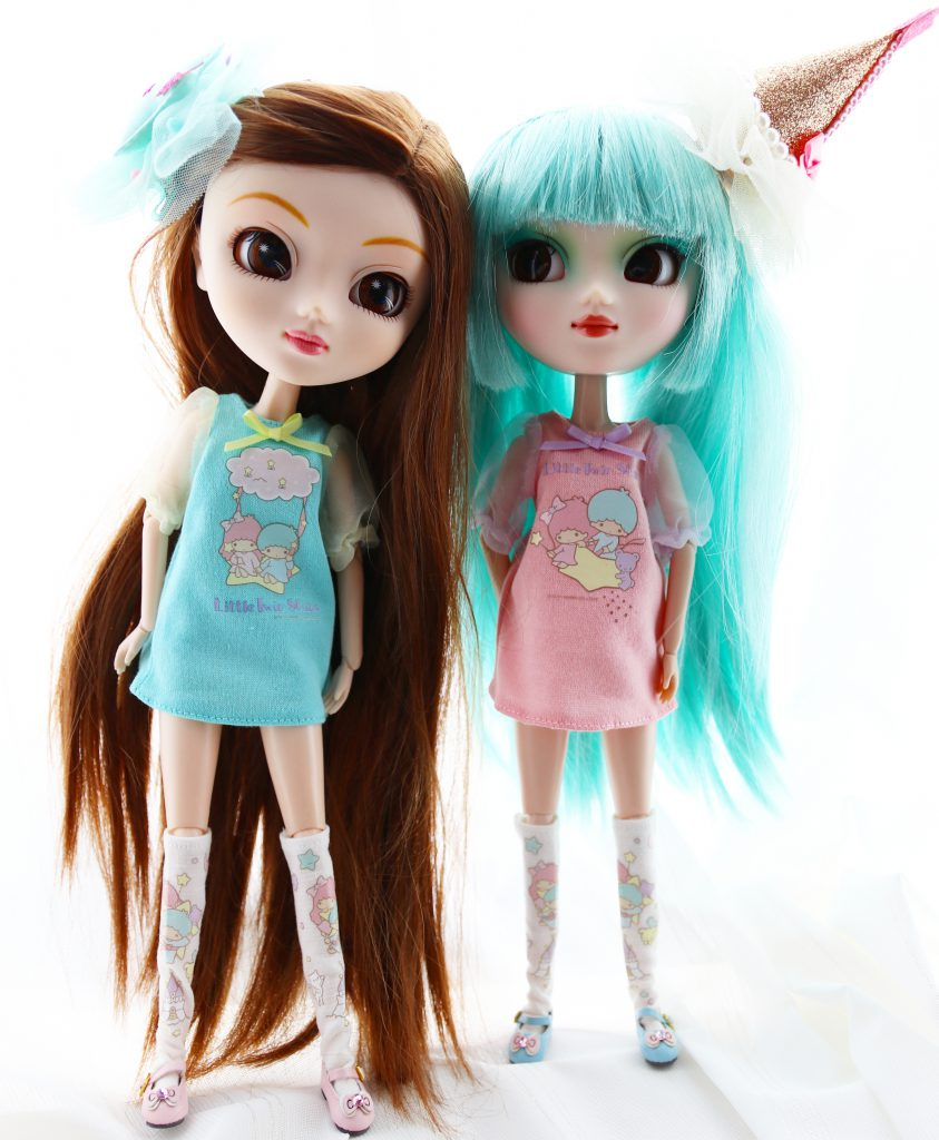 Pullip Summer Purezza and Pullip Prunella