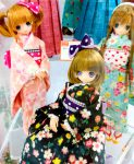 Azone's kimonos.