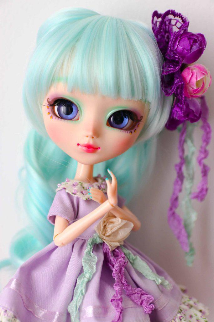 Pullip Iris Mint