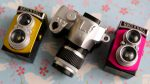 Gashapon Cameras.