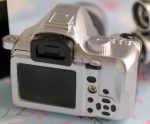 Back of gashapon camera.