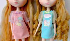 Junie Moon's 'Little Twin Stars' collaboration.