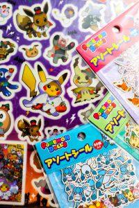 Pokémon Stickers