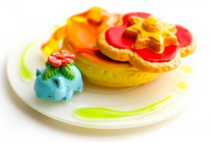 Venusaur's Dessert Plate