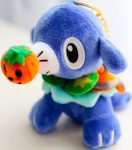 Halloween Popplio Plush